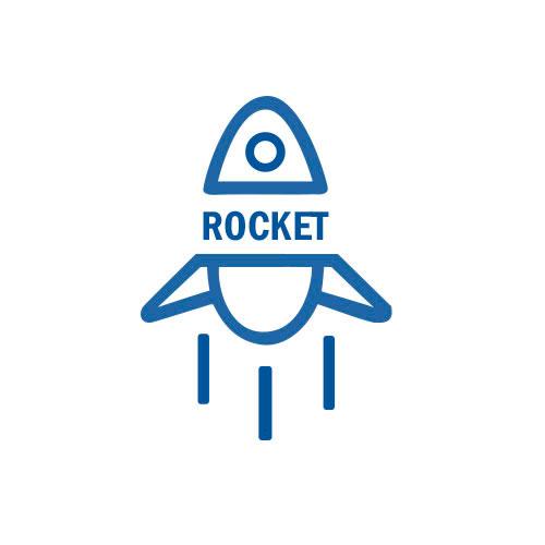 React boilerplate — Rocket React